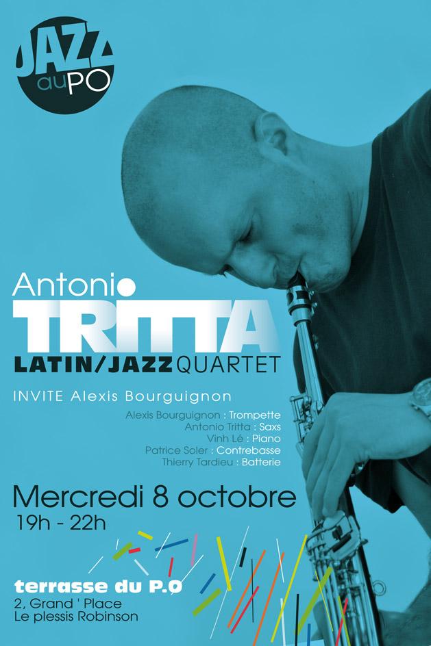 Antonio Tritta quartet ©pascal jehanno