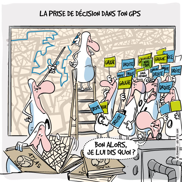 les bits pascal jehanno - GPS