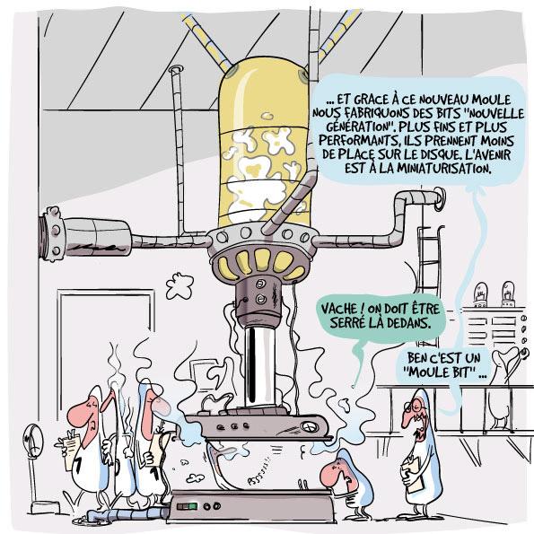 les bits pascal jehanno - La petite fabrique de Bits