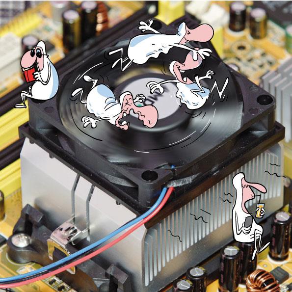les bits pascal jehanno - Computer fan